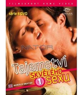 Tajemství skvělého sexu 1 - Orgasmus a další skvělé prožitky DVD