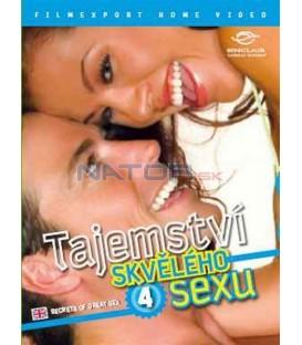 Tajemství skvělého sexu 4 - 30 způsobů jak potěšit svého milence DVD
