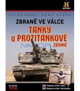 Zbraně ve válce: Tanky a Protitankové zbraně DVD