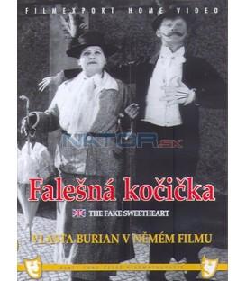 Falešná kočička (1926) DVD