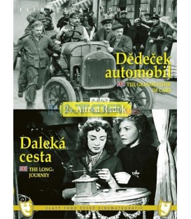 Daleká cesta / Dědeček automobil DVD