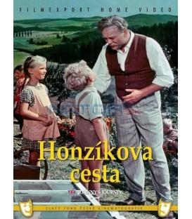 Honzíkova cesta DVD