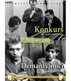 Konkurs / Démanty noci DVD