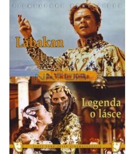 Legenda o lásce / Labakan DVD