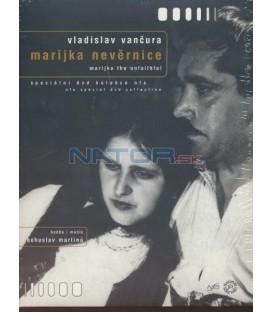 Marijka nevěrnice DVD