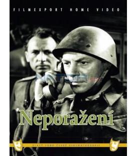 Neporažení DVD