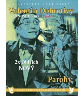 Valentin Dobrotivý / Parohy DVD