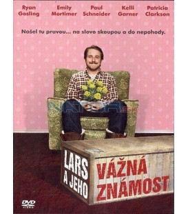 Lars a jeho vážná známost (Lars and the Real Girl) DVD