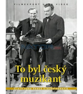 To byl český muzikant DVD
