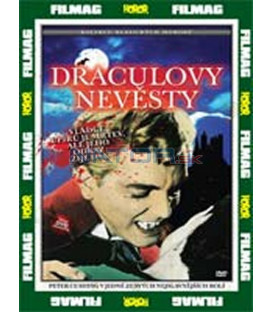 Draculovy nevěsty DVD (Brides of Dracula, The)