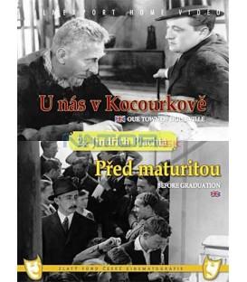 U nás v Kocourkově / Před maturitou DVD