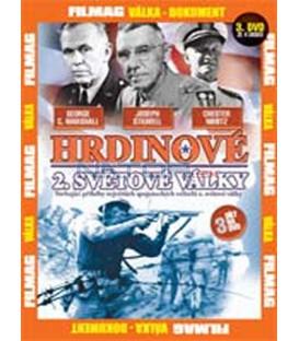 Hrdinové 2. světové války - 3. DVD (Heroes of World War II)