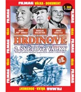Hrdinové 2. světové války - 2. DVD (Heroes of World War II)