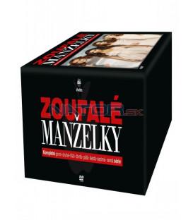 Zoufalé Manželky boxset 1. - 8. série   (Desperate Housewives Box Set Season 1 - 8)