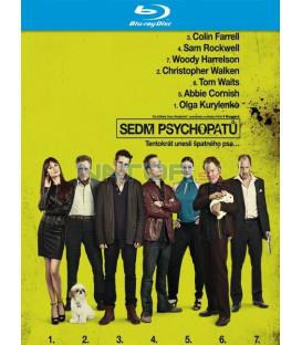 Sedm psychopatů  (Seven Psychopaths) Blu-ray