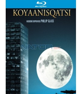 Koyaanisqatsi (Koyaanisqatsi) Blu-ray