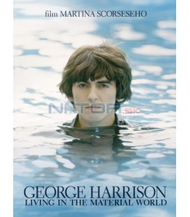 George Harrison: Living in the Material World DVD