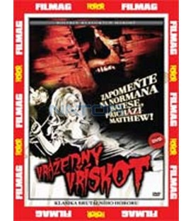 Vražedný vřískot DVD (Captive Female, The)
