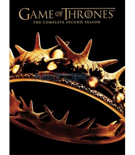 Hra o trůny 2. série 5 DVD   (Game of Thrones Season 2)
