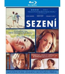 Sezení (The Sessions) DVD 2012 Blu-ray