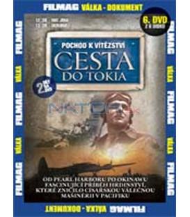 Pochod k vítězství - Cesta do Tokia 6. DVD (March to Victory: Road to Tokio)