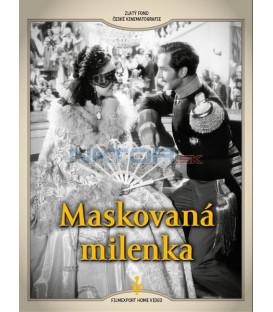 Maskovaná milenka DVD