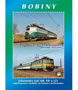 Historie železnic - BOBINY DVD