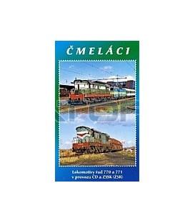 Historie železnic - ČMELÁCI DVD