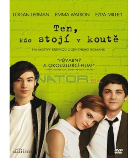 Ten, kdo stojí v koutě (The Perks of Being a Wallflower) DVD