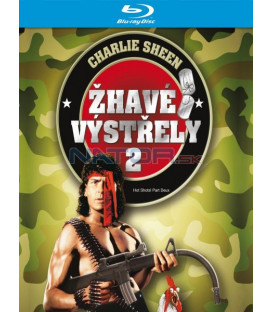 Žhavé výstřely 2 (Hot Shots 2) - Blu-ray