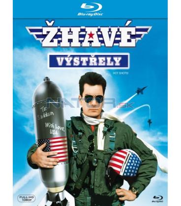 Žhavé výstřely (Hot Shots) - Blu-ray