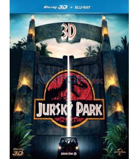 JURSKÝ PARK (Jurassic Park) 3D - Blu-ray 3D