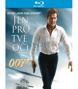 James Bond - Jen pro tvé oči  (For Your Eyes Only) Blu-ray