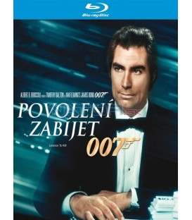 James Bond - Povolení zabíjet  (Licence to Kill) Blu-ray