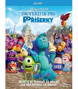UNIVERZITA PRO PŘÍŠERKY 2013 (Monsters University) Příšerky, s.r.o. 2 - Blu-ray