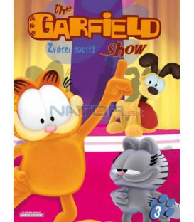 Garfield show 3. - zvířecí soutěž DVD