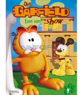 Garfield show 4. - lovci kostí DVD
