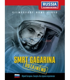 Smrt Gagarina: Odtajněno (The Death of Yuriy Gagarin. Unrevealed Pages) DVD