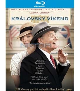 KRÁLOVSKÝ VÍKEND (Hyde Park on Hudson ) - Blu-ray