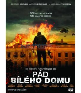 PÁD BÍLÉHO DOMU (Olympus Has Fallen) DVD