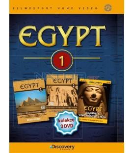 Egypt 1 - set 3 DVD