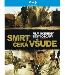 Smrt čeká všude (Hurt Locker ) - Blu-ray