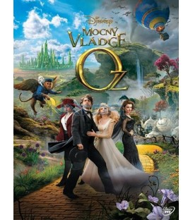 Mocný vládce Oz / Cesta do krajiny Oz / (Oz: The Great and Powerful) DVD