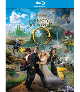 Mocný vládce Oz / Cesta do krajiny Oz / (Oz: The Great and Powerful) - Blu-ray