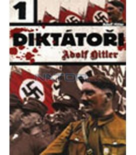 Diktátoři 1 - Adolf Hitler DVD