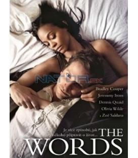 Zloděj slov (The Words) DVD