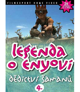 Legenda o Enyovi 4 DVD