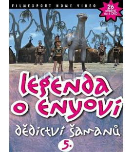 Legenda o Enyovi 5 DVD