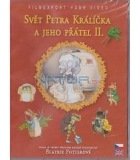 Svět Petra Králíčka a jeho přátel II. DVD
