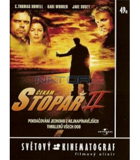 Stopař II: Čekám...(The Hitcher II: I´ve Been Waiting) DVD